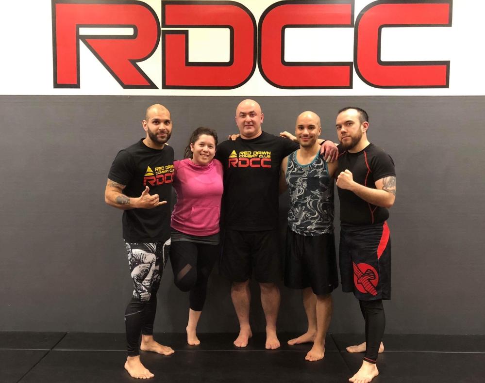 Red Dawn Combat Club | EscaleraBJJ Gym Visit Ep  2 | EscaleraBJJ